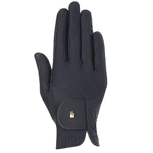 Roeckl Roeck-Grip Lite Unsex Gloves 7.5 Black
