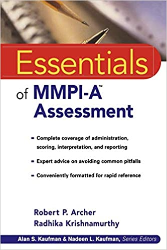 Essentials of MMPI-2 Assessment (Essentials of Psychological Assessment)