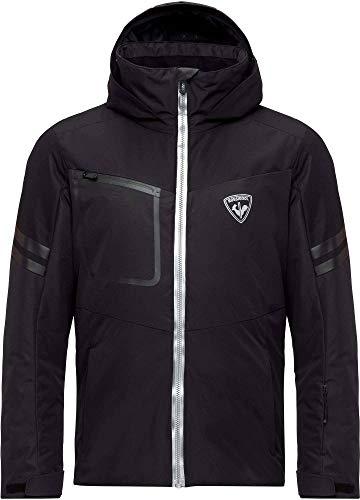 (Rossignol Masse Ski Jacket Black Mens Sz)