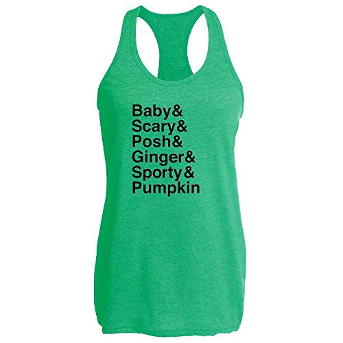 Pumpkin Spice Girls Heather Kelly M Womens Tank Top ()