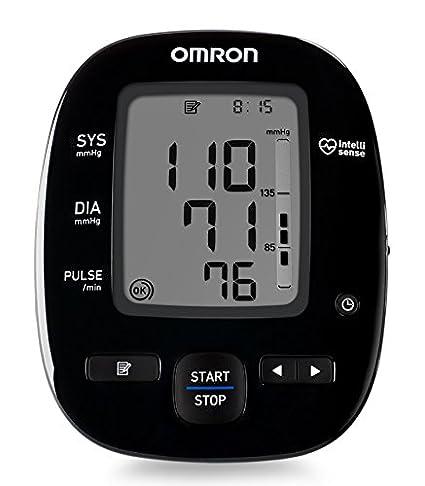OMRON HEM-7270-E - Tensiómetro de brazo eléctrico, color negro: Amazon.es: Salud y cuidado personal
