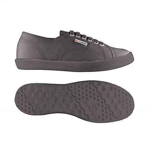 Superga 2832 Nylu - Zapatillas adultos unisex Full Dk Grey Iron