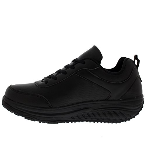 Fit Unisex Forma Donna Get Uomo multicolore Ecopelle Gym Formatori Scarpe Tonificare Sports Perforato Ud58q8w