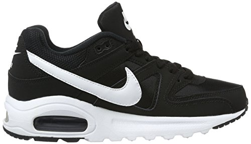 Nike Air Max Comando Flex Ltr (gs) Sneaker Diversi Colori Bianco-nero