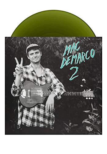 2 - Exclusive Limited Edition Dark Green Vinyl LP (#/1000) (Mac Demarco Rock And Roll Night Club)