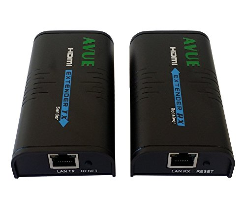 AVUE HDMI Extender Over Cat5e or Cat6 cables up to 400 Feet