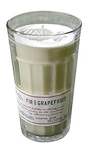 Barr-Co. Fir and Grapefruit Natural Wax Candle
