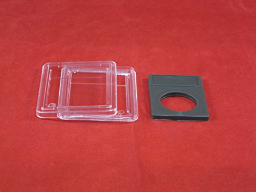 Coin World Premier Slab Style 29mm Coin Holder 3 Pack