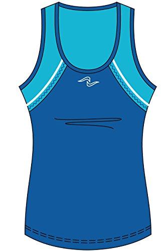 Camiseta Tirantes Naffta - AZUL FRANCIA / TURQUESA - Talla 6 AZUL FRANCIA / TURQUESA