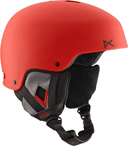 Anon Herren Snowboardhelm Striker, ruby red EU, M (57-59cm), 13309101645