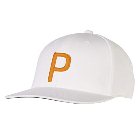 9eb9352081ebe Amazon.com  PUMA Golf- P 110 Snapback Cap  Sports   Outdoors