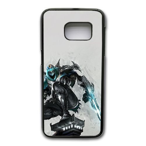 Zed The Master Of Shadows iphone case