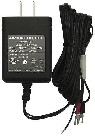 Amazon.com: AIPHONE Corporation skk-620 C 6 V DC Power ...