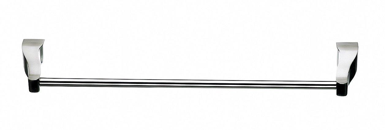 トップノブaq8-bsnアクアBath Singleタオルロッドニッケル B005O080SK