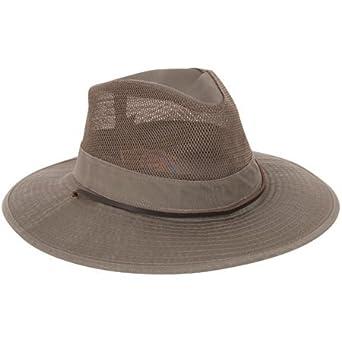 DPC Outdoor Design Men s Washed Twill Mesh Hat f5e498c3f28