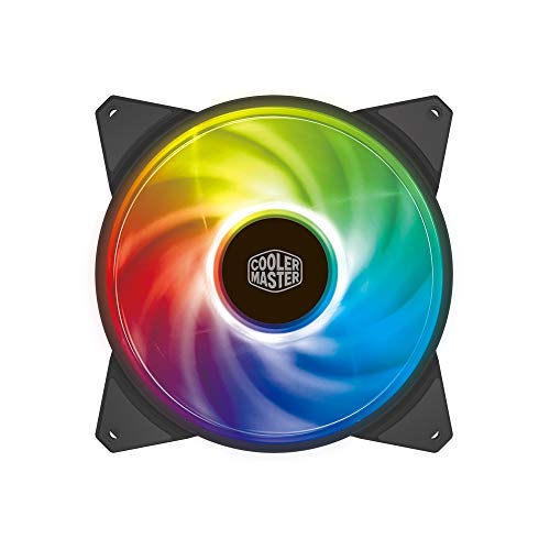 Cooler Master MasterFan MF140R ARGB PC Case Fan 14cm FN1296 R4-140R-15PC-R1