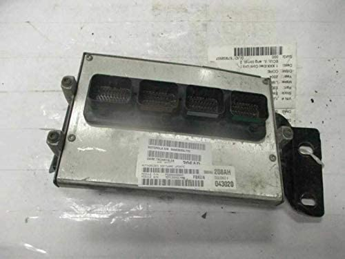 REUSED PARTS 2004 04 Jeep Liberty Engine ECM Control Module P56044208AH 56044208AH