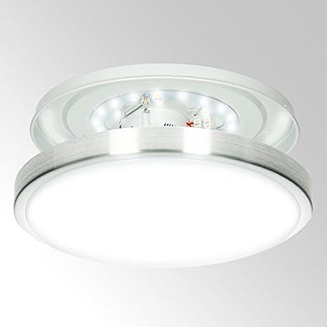 ECD Germany 3x Lámpara de luz LED Lámpara de techo Lámpara ...
