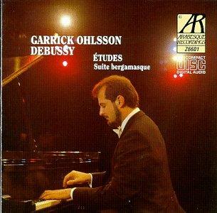 Debussy: 12 Etudes / Suite Bergamasque by Arabesque Recordings