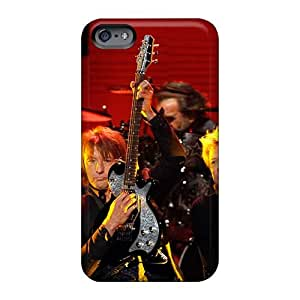 6plus Scratch-proof Protection Case Cover For Iphone/ Hot Bon Jovi Band Phone Case