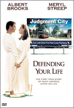 Amazoncom Defending Your Life Albert Brooks Meryl Streep Rip