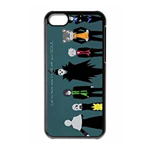 IPhone 5C Phone Case for Soul Eater pattern design