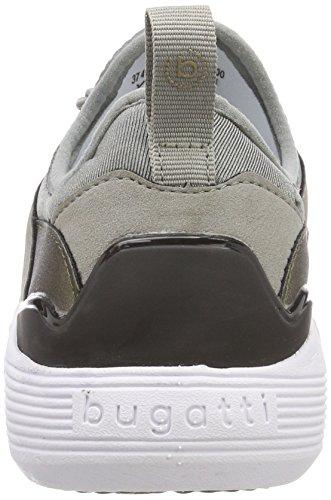 on 7200 442393026900 Damen Sneaker Green Grün Bugatti Slip Light THtvRRq