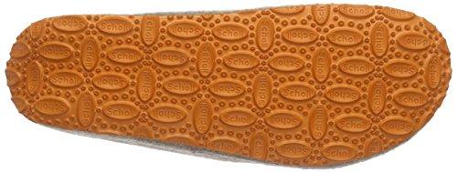 Scholl VARYS - sandalias cerradas de fieltro mujer beige - Beige (beige Orange)