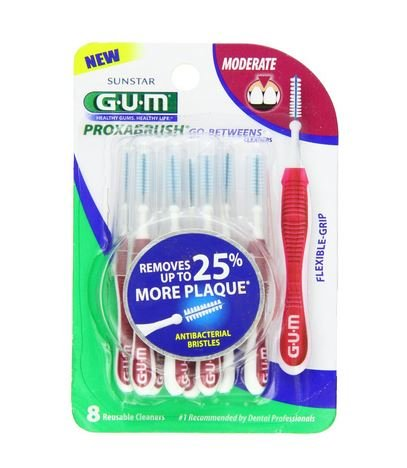 Best gum interdental brushes wide list