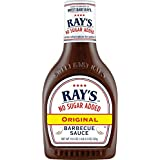 Sweet Baby Ray's No Sugar Added Original Barbecue Sauce 18.5oz