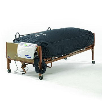 Invacare Micro Air Lateral Rotation with Alternating Pressure and On-Demand Low Air Loss witn Compressor