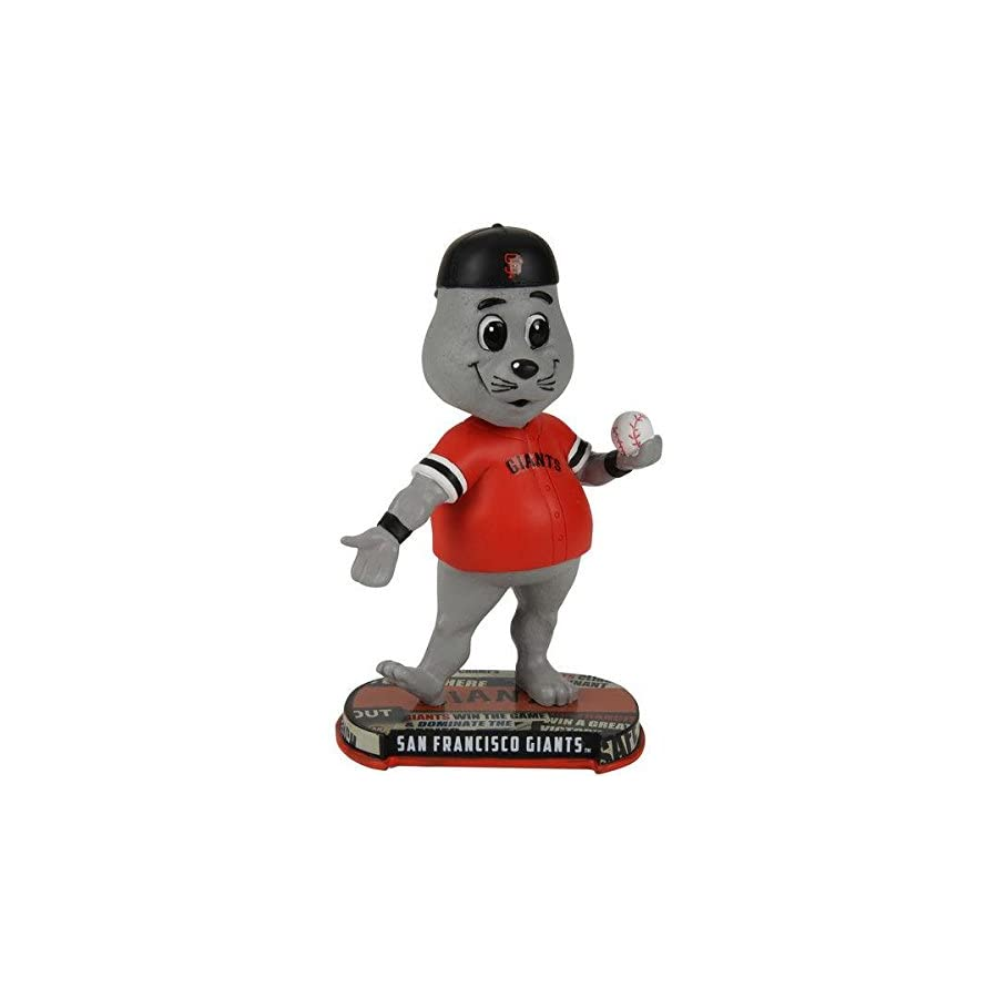 Lou Seal San Francisco Giants Headline Special Edition Bobblehead MLB