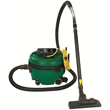 Bissell BGCOMP9H Big Green Commercial 3-Stage High-Filtration Canister Vacuum - 1.6 HP