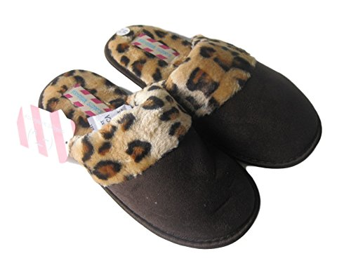 Selección de señoras zapatillas. Diversos tamaños y colores disponibles brown/leopard