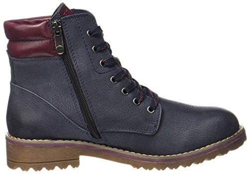 820 Antic Paola Combi Tozzi Man Made Navy Marco Womens Boots 7AxEgI