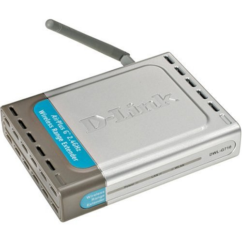 D-Link-DWL-G710-Wireless-Range-Extender-80211g-54Mbps