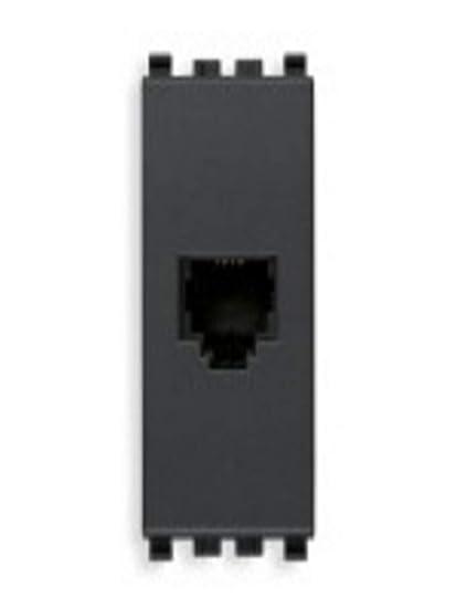 40 cm 3 Livelli di velocit/à Bianco 50 W Oscillazione attivabile Ventilatore a piantana Infiniton 40JW