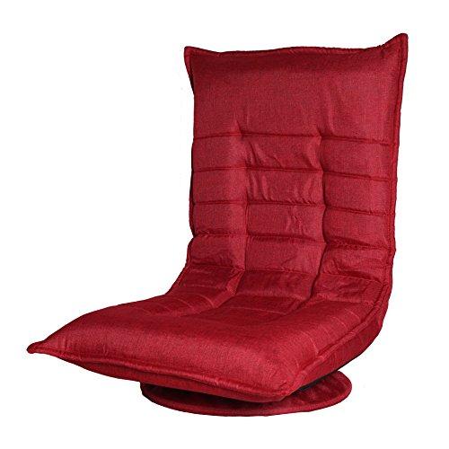 Ollypulse 360 Degree Swivel Folding Floor Sofa Chair For