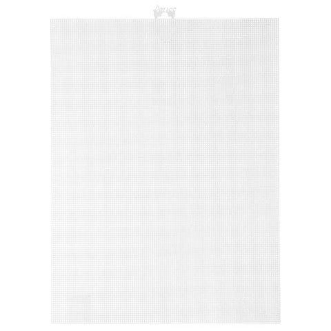 Bulk Buy: Darice DIY Crafts #14 Mesh Plastic Canvas White...