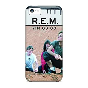 AlissaDubois Iphone 5c Shock Absorption Hard Cell-phone Case Support Personal Customs Nice Michael Stipe Image [TBC5061ZFpA]