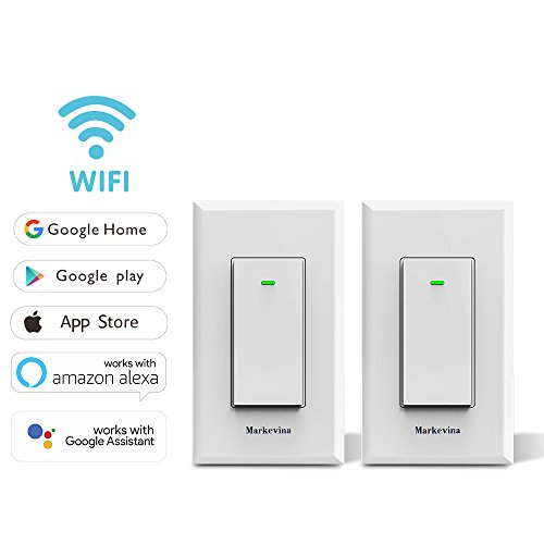 Smart WiFi Light Switch APP Control from Anywhere...