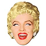 Official Marilyn Monroe Celebrity Mask