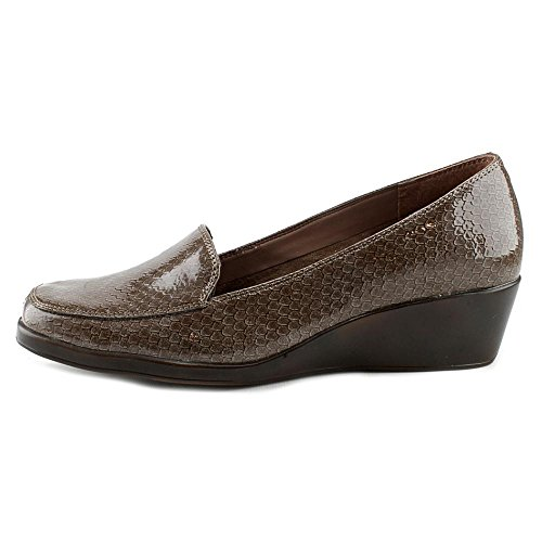 A2 By Aerosoles Tempting Women US 10.5 Brown Loafer yjxI0tI4J