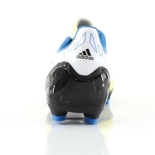 adidas F10 Trx Fg - Botas de Fútbol de material sintético Hombre bianco - bianco