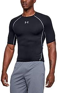 Under Armour Men's HeatGear Armour Short Sleeve Compression T-S