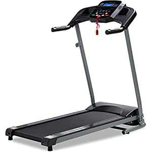 Well-Being-Matters 41Q9UQlsu8L._SS300_ Best Choice Products 800W Folding Electric Treadmill, Motorized Fitness Exercise Machine for Home Gym, Cardio Training w…