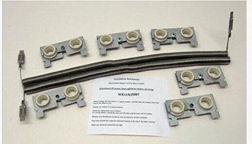 - superbobi WE11X10007 for GE Dryer Heating Element Coils fits WE11M23 AP2620171 PS265605