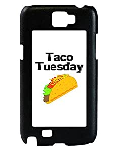 TooLoud Taco Tuesday Design Galaxy Note 2 Case
