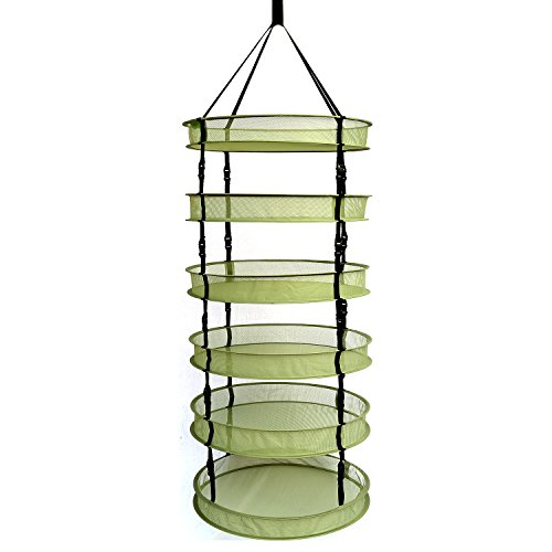 Collapsible Hydroponic Dry Rack Net product image
