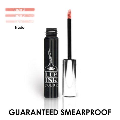 LIP INK Organic Vegan 100% Smearproof Liquid Lipstick - Nude LIP INK® INTL.